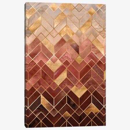 Terracotta Dream XVI Canvas Print #DLX326} by Danilo de Alexandria Canvas Artwork