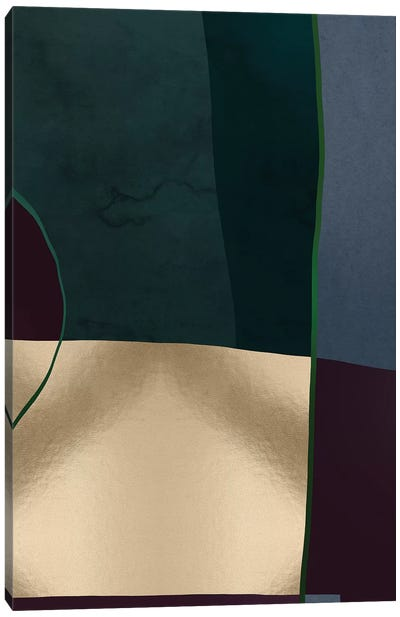 Geometric II Canvas Art Print