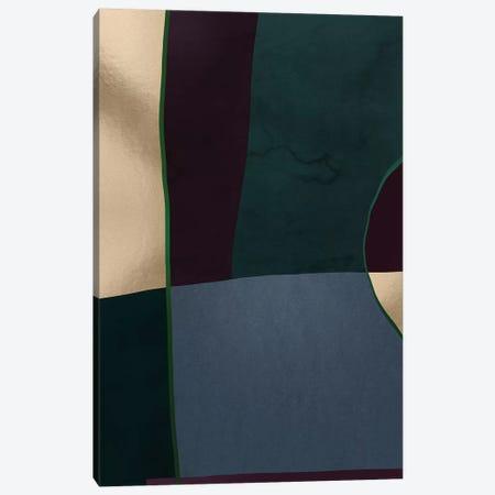 Geometric III Canvas Print #DLX46} by Danilo de Alexandria Canvas Art