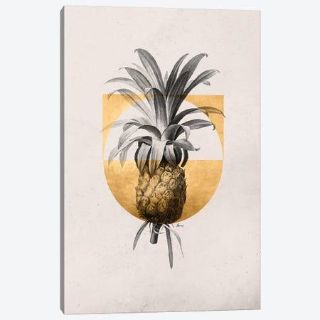 Golden Tropical I Canvas Print #DLX48} by Danilo de Alexandria Canvas Art Print