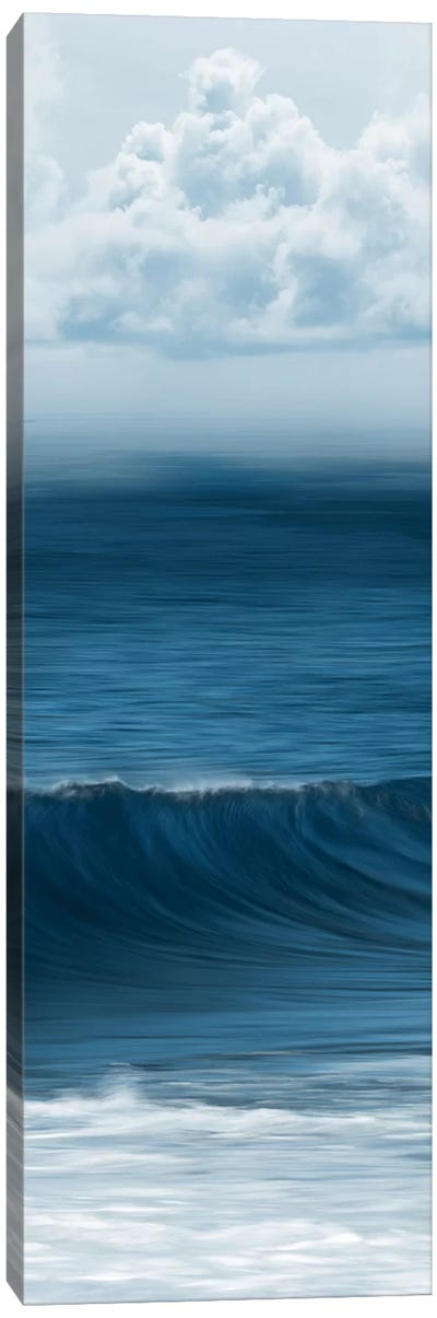 Beach IX Canvas Art Print