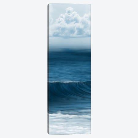 Beach IX Canvas Print #DLX5} by Danilo de Alexandria Canvas Wall Art