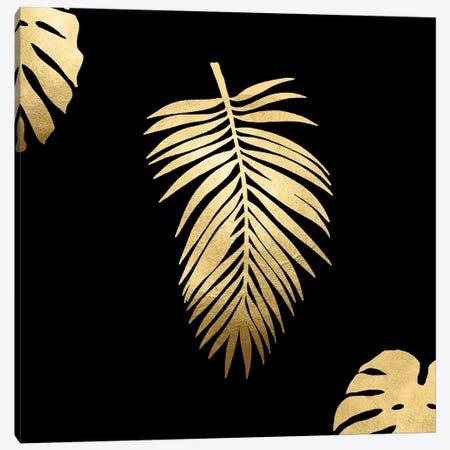 Leaf Art II Canvas Print #DLX60} by Danilo de Alexandria Canvas Art Print