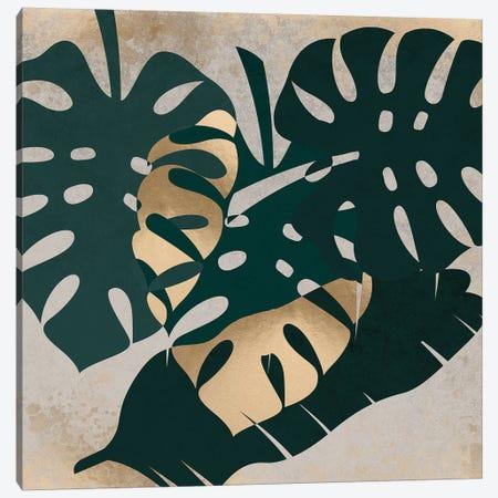 Leaf Art XVI Canvas Print #DLX75} by Danilo de Alexandria Canvas Art Print