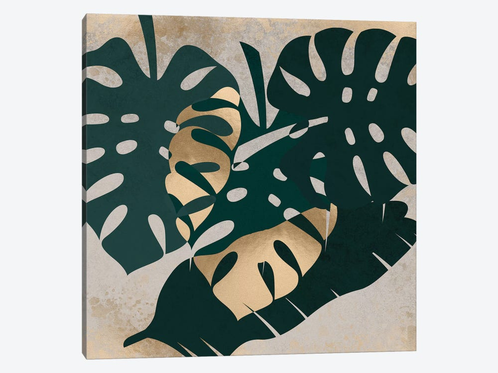 Leaf Art XVI by Danilo de Alexandria 1-piece Canvas Art