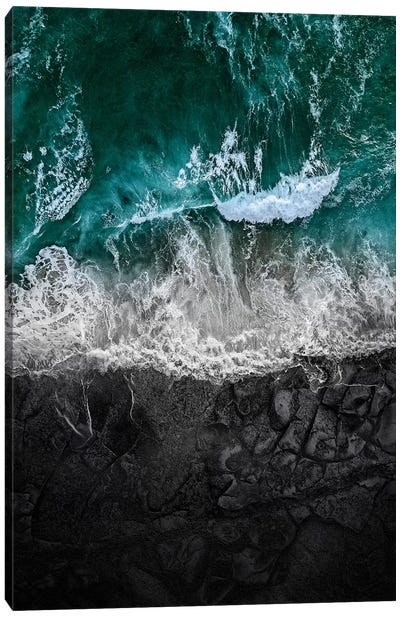 Beach VI Canvas Art Print