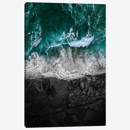 Beach VI Canvas Print #DLX7} by Danilo de Alexandria Canvas Artwork