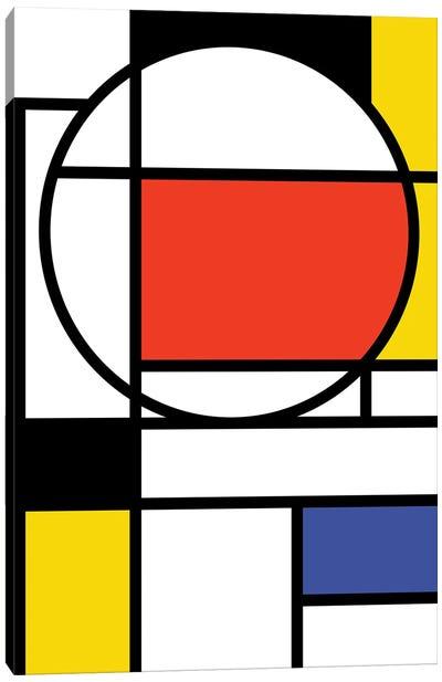 Modernian I Canvas Art Print