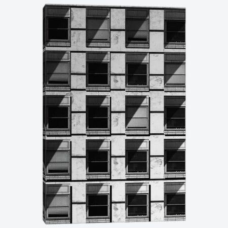Pattern Windows I Canvas Print #DLX98} by Danilo de Alexandria Canvas Art
