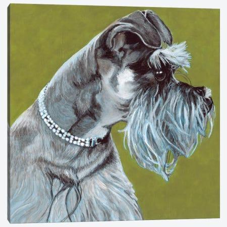 Zoee Canvas Print #DLY15} by Dlynn Roll Canvas Wall Art
