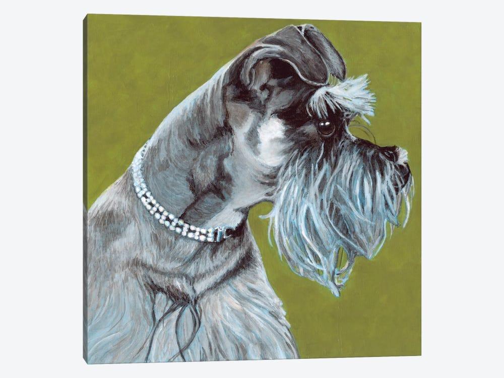 Zoee by Dlynn Roll 1-piece Canvas Art Print