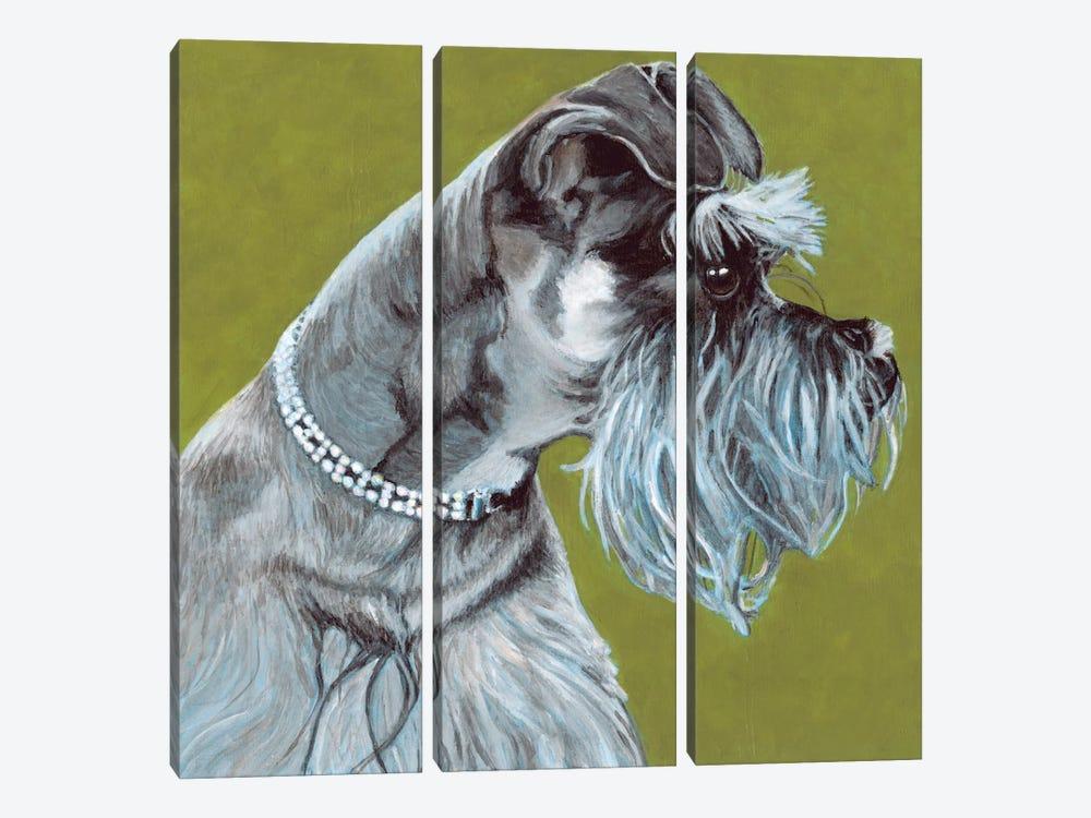Zoee by Dlynn Roll 3-piece Art Print