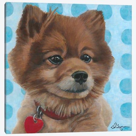 Jordan Canvas Print #DLY16} by Dlynn Roll Canvas Artwork
