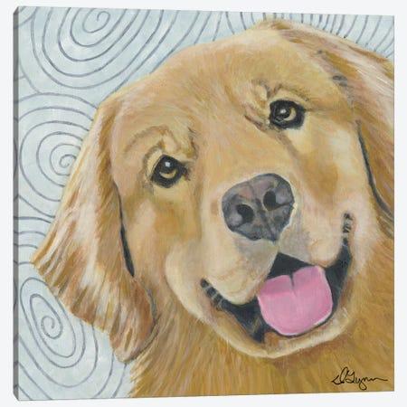 Cosmo Canvas Print #DLY3} by Dlynn Roll Canvas Art