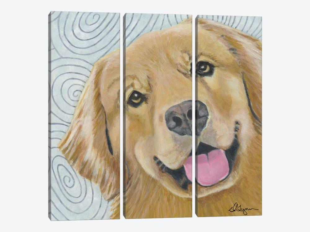 Cosmo by Dlynn Roll 3-piece Art Print