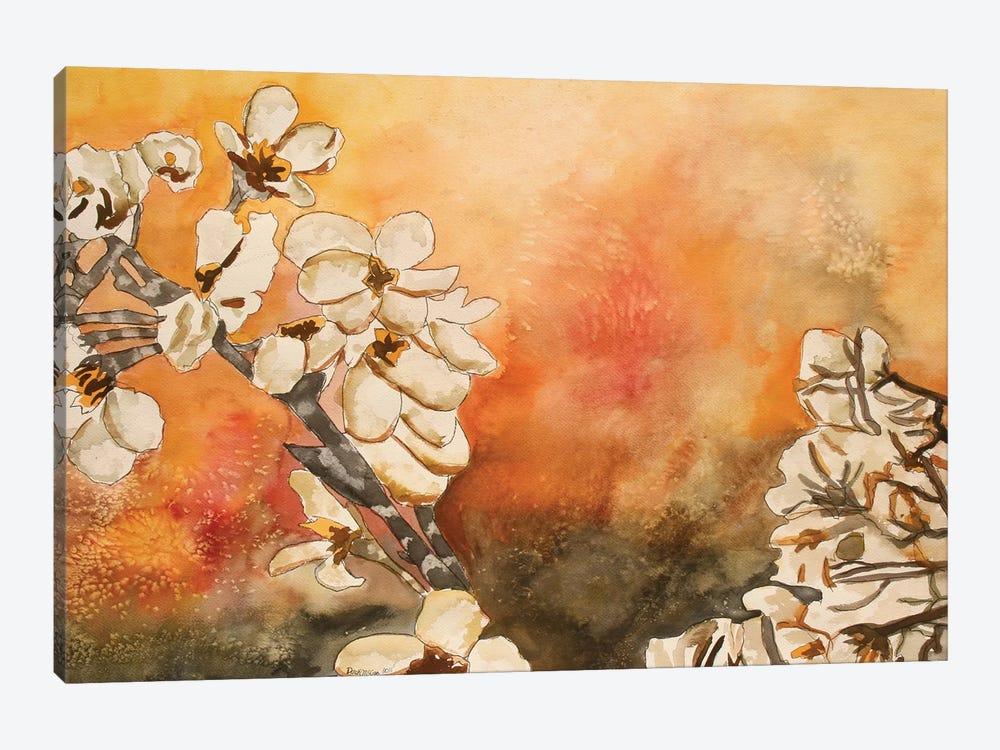 Cherry Blossom by Derek McCrea 1-piece Canvas Wall Art