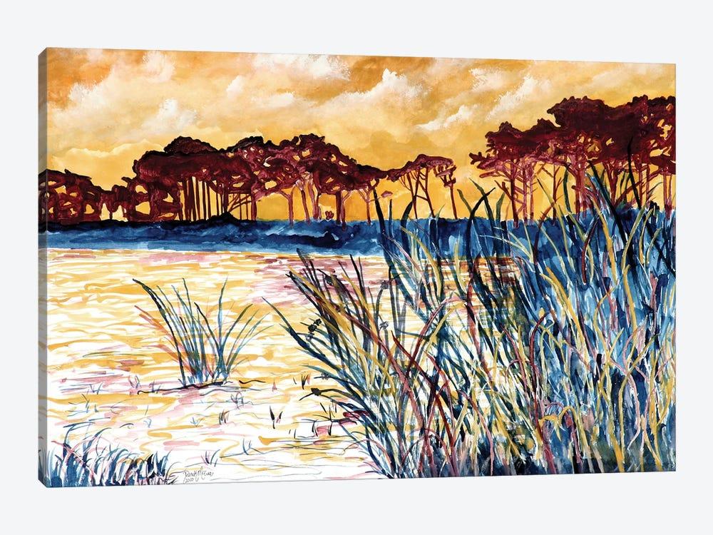 Coastal Pines by Derek McCrea 1-piece Canvas Artwork