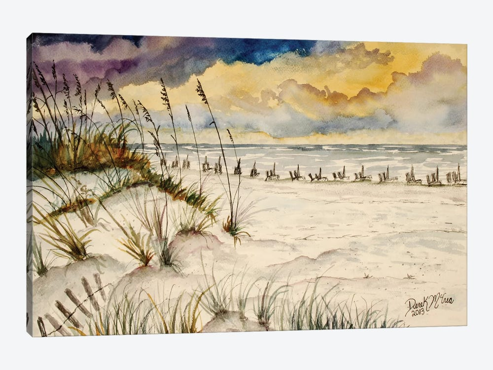Destin Beach, Florida 1-piece Art Print