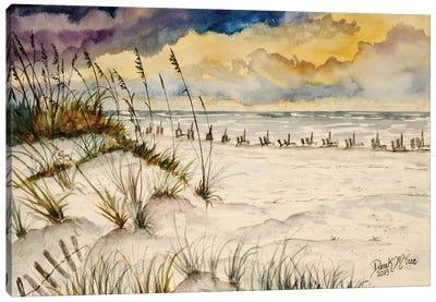 Destin Beach, Florida Canvas Art Print