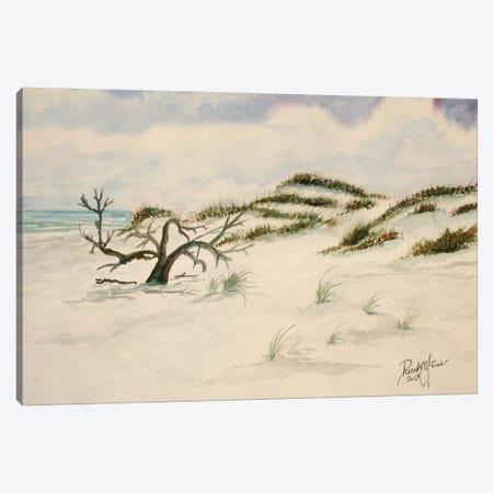 Fort Walton Beach Canvas Print #DMC36} by Derek McCrea Canvas Art Print