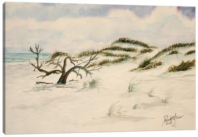 Fort Walton Beach Canvas Art Print