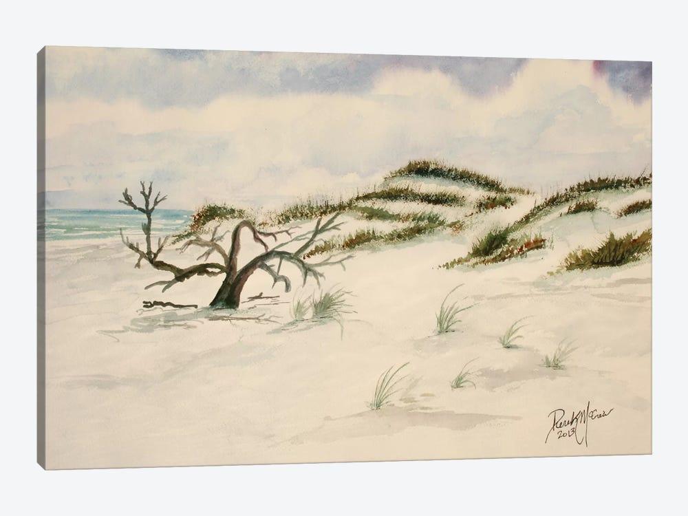 Fort Walton Beach by Derek McCrea 1-piece Canvas Print