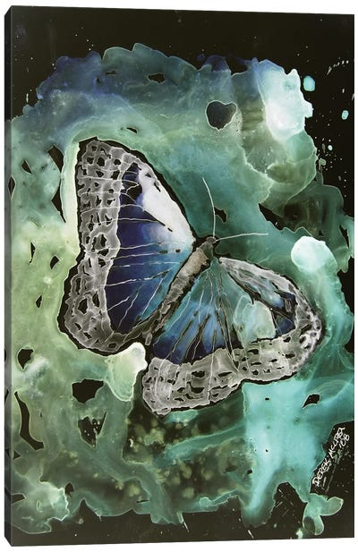 Monarch Butterfly I Canvas Art Print