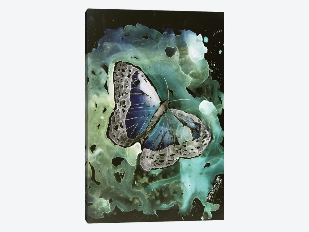 Monarch Butterfly I 1-piece Canvas Wall Art