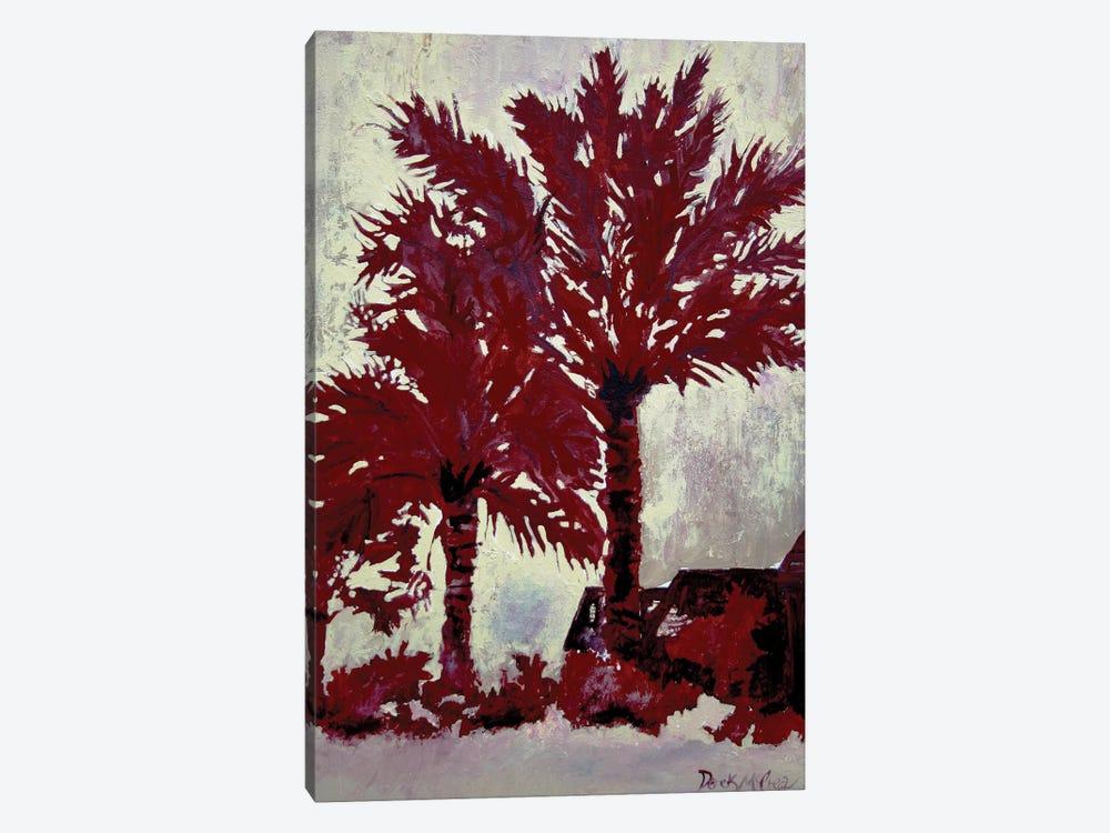 Palm Trees by Derek McCrea 1-piece Art Print