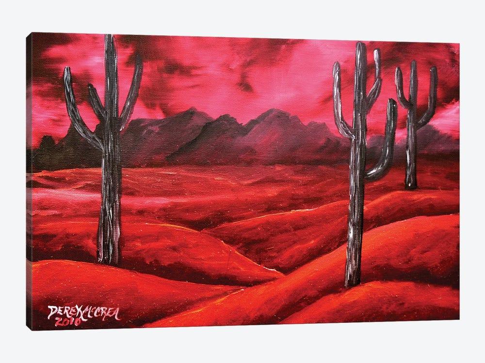 Southwestern Desert by Derek McCrea 1-piece Canvas Print