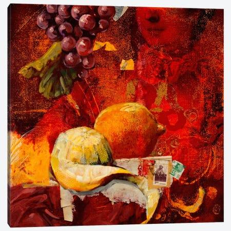 Juicy #2 Canvas Print #DME10} by Darlene McElroy Canvas Art