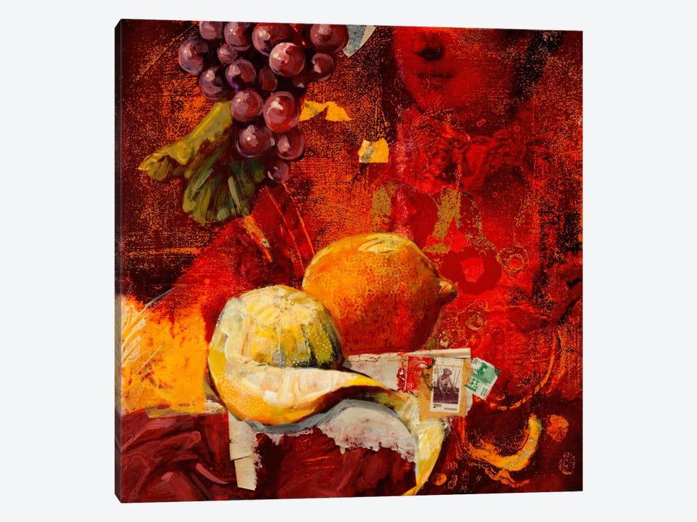 Juicy #2 by Darlene McElroy 1-piece Canvas Print