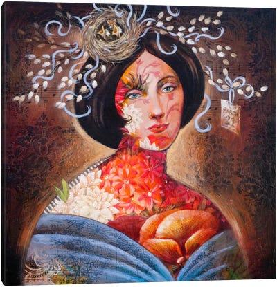 Springtime For Gaia Canvas Art Print