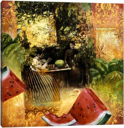 Juicy Canvas Art Print