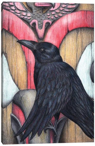 Keepers Of Secrets Canvas Art Print