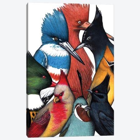 Punked Canvas Print #DMH74} by Don McMahon Canvas Art