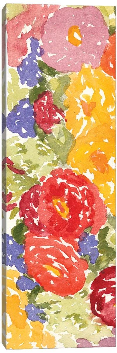 Zinnia Array I Canvas Art Print