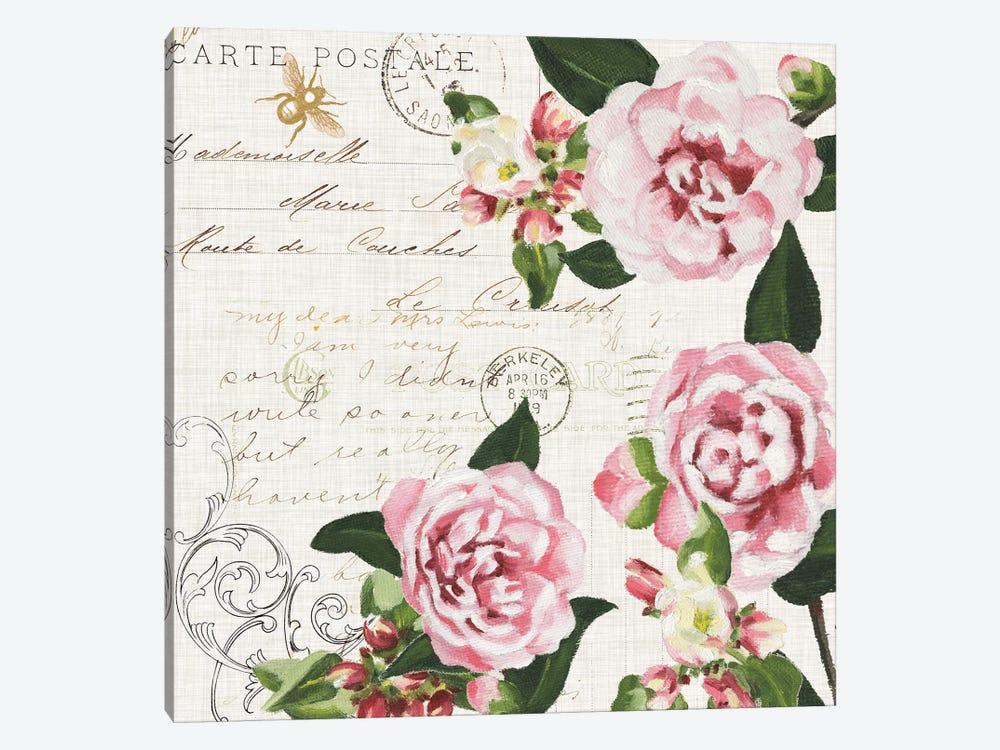 Ephemeral Roses II by Dianne Miller 1-piece Canvas Artwork