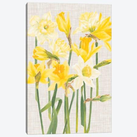 April in Paris I 3-Piece Canvas #DMI16} by Dianne Miller Art Print
