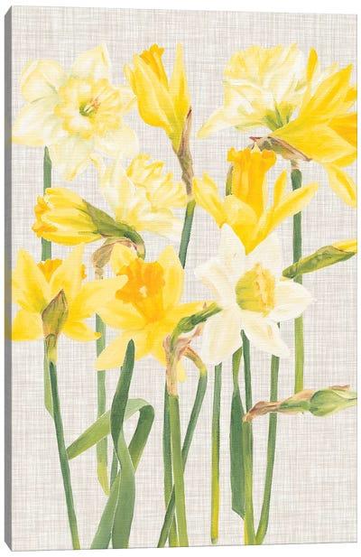 April in Paris I Canvas Art Print