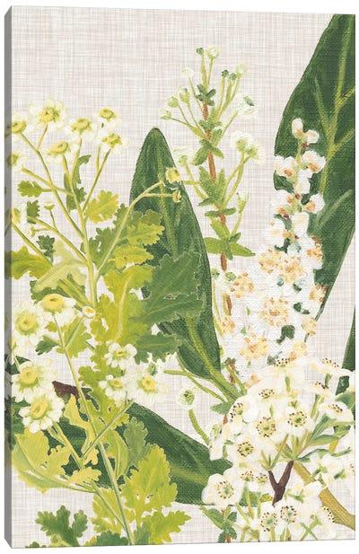April in Paris III Canvas Art Print