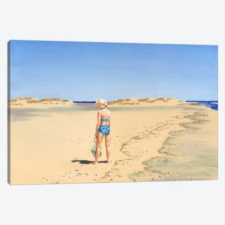Beach Vacation VI Canvas Print #DMI6} by Dianne Miller Canvas Print