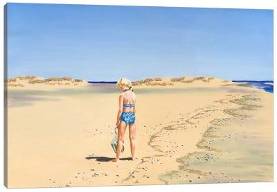 Beach Vacation VI Canvas Art Print