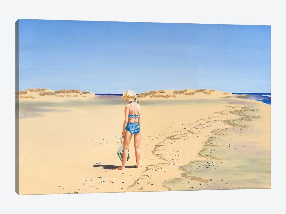Beach Vacation VI by Dianne Miller 1-piece Canvas Print