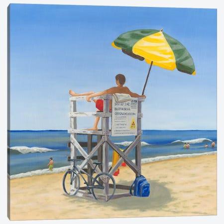 Beach Vacation VII Canvas Print #DMI7} by Dianne Miller Canvas Print