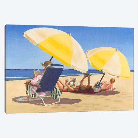 Beach Vacation IX Canvas Print #DMI9} by Dianne Miller Canvas Artwork