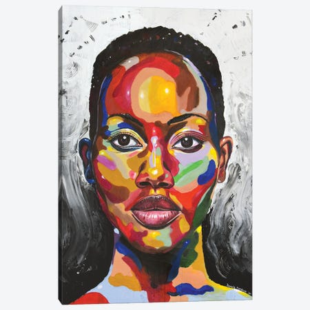 Unbounded Canvas Print #DML10} by Damola Ayegbayo Canvas Print