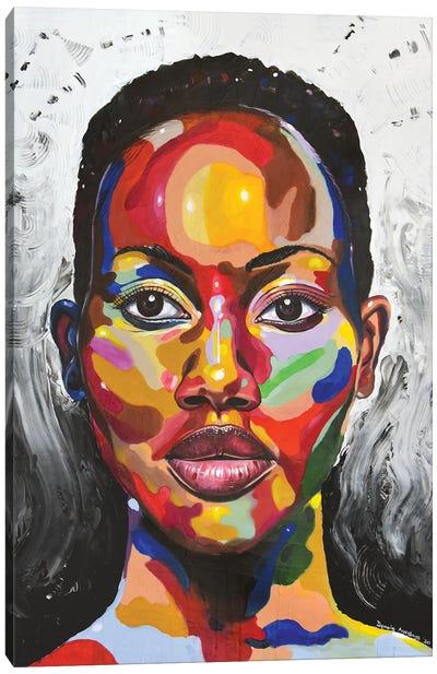 Unbounded Canvas Art Print