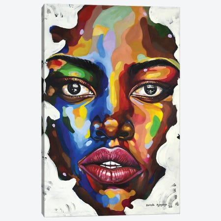 Isolation Canvas Print #DML12} by Damola Ayegbayo Canvas Art Print