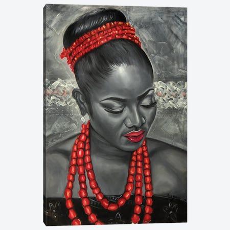 Culture Canvas Print #DML14} by Damola Ayegbayo Canvas Art